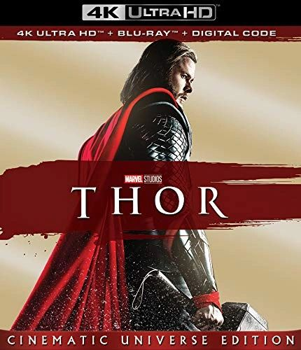 Thor 4K UHD Code (Movies Anywhere)