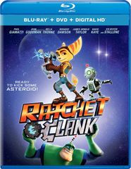 Ratchet & Clank Digital HD Code (Movies Anywhere)