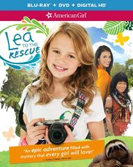 American Girl: Lea to the Rescue Digital HD Code (Movies Anywhere)