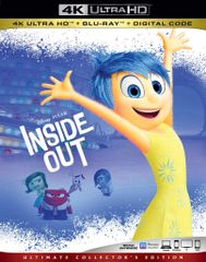 Inside Out 4K UHD Code (Movies Anywhere)