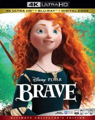 Brave 4K UHD Code (Movies Anywhere)