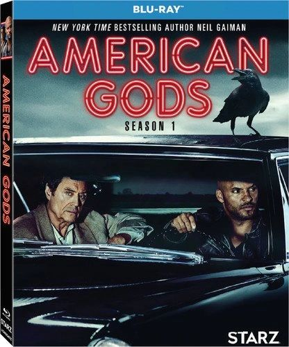 American Gods season 1 Digital HD Code