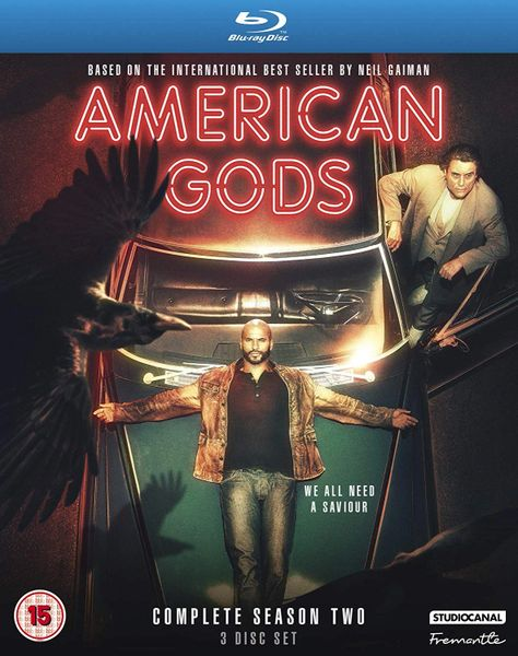 American Gods season 2 Digital HD Code