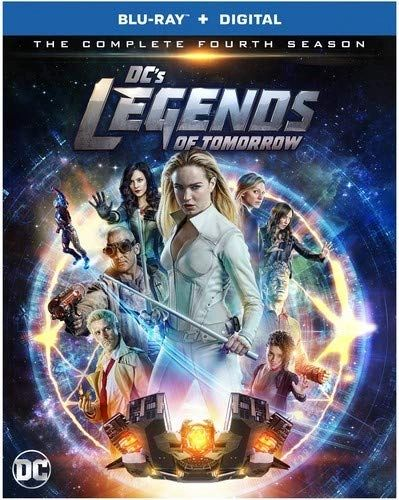 DC's Legends of Tomorrow Season 4 Digital HD Code