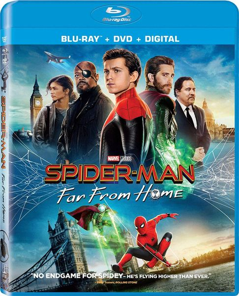 Spider-Man: Far from Home Digital HD Code (Movies Anywhere)