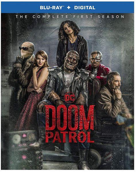 Doom Patrol: Complete First Season Digital HD Code
