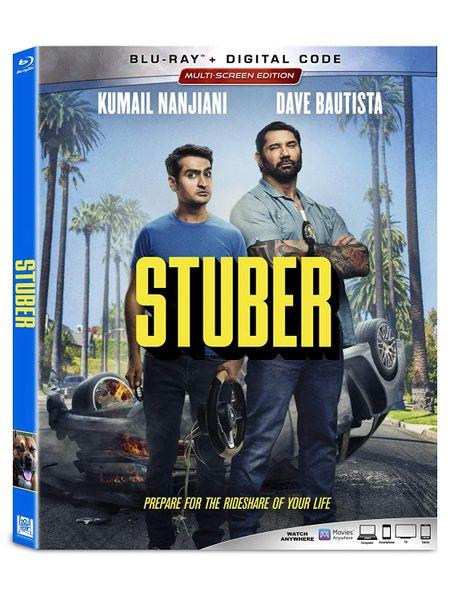 Stuber Digital HD Code (Movies Anywhere)