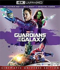 Guardians of the Galaxy 4K UHD Code (Movies Anywhere)