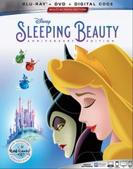 SLEEPING BEAUTY Signature Collection 2019 Digital HD Code (Movies Anywhere)