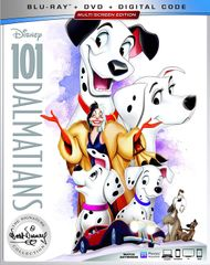 101 DALMATIANS Signature Collection 2019 Digital HD Code (Movies Anywhere)