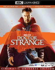 Doctor Strange 4K UHD Code (Movies Anywhere)