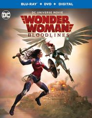 Wonder Woman: Bloodlines Digital HD Code (Movies Anywhere), code will be sent out on 10/24