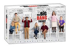 The Big Bang Theory: The Complete Series Digital HD Code, code will be sent out on 11/14