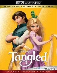 Tangled 4K UHD Code (Movies Anywhere), code will be sent out on 11/7