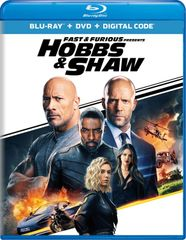 Fast & Furious Presents: Hobbs & Shaw Digital HD Code (Movies Anywhere), code will be sent out on 11/7