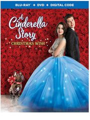 A Cinderella Story: Christmas Wish Digital HD Code