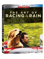 Art of Racing in the Rain Digital HD Code (Movies Anywhere)