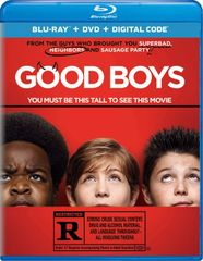 Good Boys Digital HD Code (Movies Anywhere)