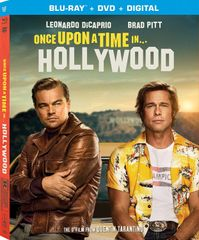 Once upon a Time in Hollywood Digital HD Code (Movies Anywhere)
