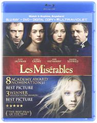 Les Miserable Digital HD Code (Movies Anywhere)