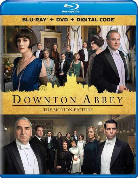Downton Abbey Digital HD Code (Movies Anywhere)