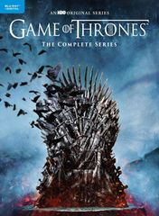 Game of Thrones The Complete Series Seasons 1-8 (VUDU and iTunes), complete code