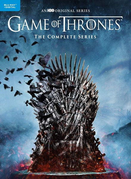 Game of Thrones The Complete Series Seasons 1-8 (VUDU and iTunes) HDX Code