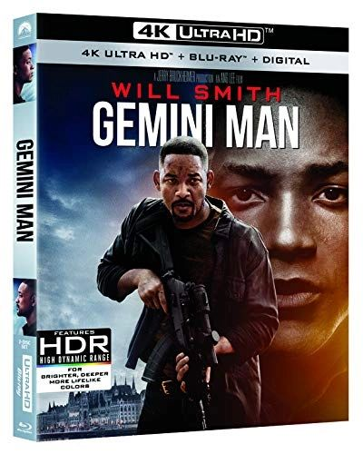Gemini Man 4K UHD Code