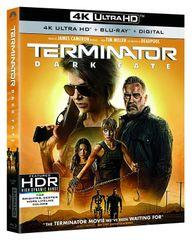 Terminator: Dark Fate 4K UHD Code
