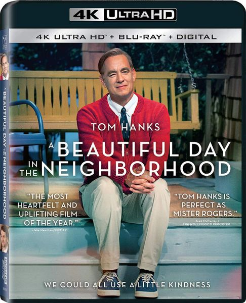 A Beautiful Day In The Neighborhood 4K (Movies Anywhere)