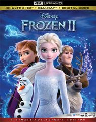 FROZEN 2 4K UHD Code (Movies Anywhere), code will be sent out on 2/27