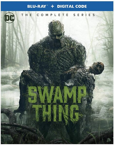 Swamp Thing: The Complete Series Digital HD Code