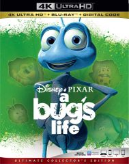 A BUG'S LIFE 4K UHD Code (Movies Anywhere), code will be sent out on 3/5