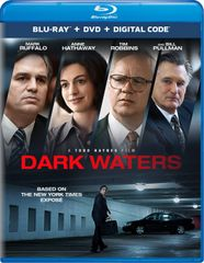 Dark Waters Digital HD Code, code will be sent out on 3/5