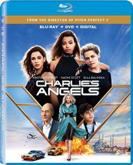 Charlie's Angels Digital HD Code (Movies Anywhere), code will be sent out on 3/12