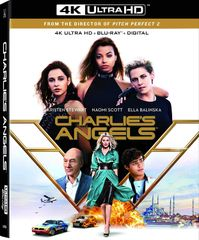 Charlie's Angels 4K UHD Code (Movies Anywhere), code will be sent out on 3/12