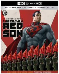 Superman: Red Son 4K UHD Code (Movies Anywhere)