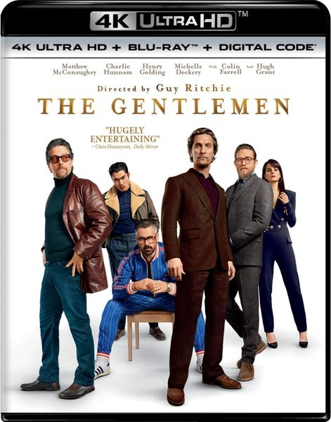 The Gentlemen 4K UHD iTunes only