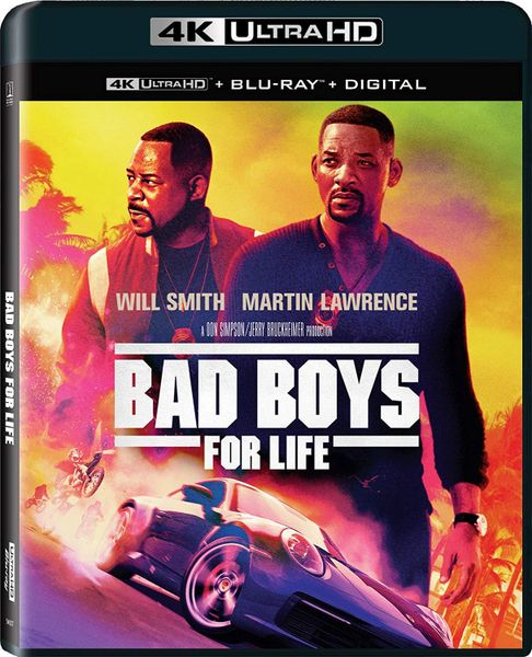 Bad Boys For Life 4K UHD