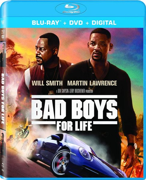 Bad Boys For Life Digital HD Code