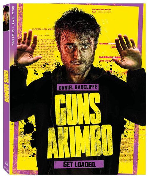 Guns Akimbo Digital HD Code