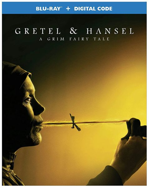 Gretel & Hansel Digital HD Code (Movies Anywhere)