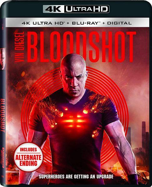 Bloodshot 4K UHD Code (Movies Anywhere)