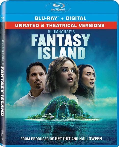 Blumhouse's Fantasy Island Digital HD Code (Movies Anywhere)
