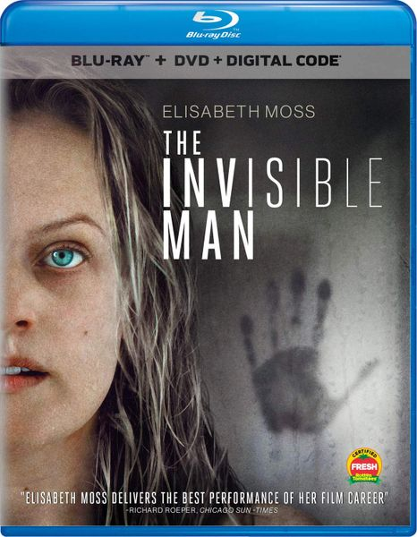 The Invisible Man Digital HD Code (Movies Anywhere)