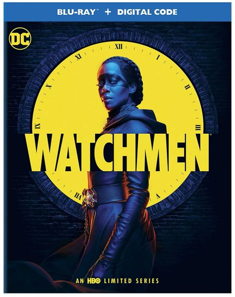 Watchmen: An HBO Limited Series Digital HD Code