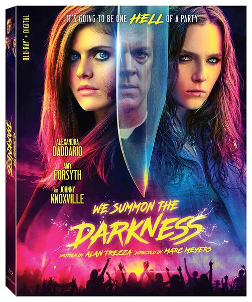 We Summon the Darkness Digital HD Code