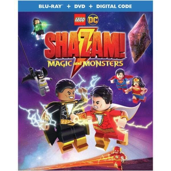 LEGO DC Shazam: Magic and Monsters Digital HD Code