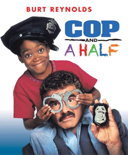 Cop and a Half 2018 Digital HD Code (Movies Anywhere)