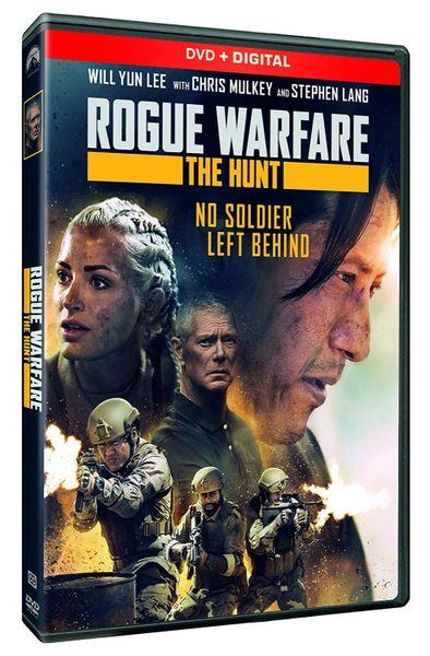 Rogue Warfare: The Hunt Digital HD Code